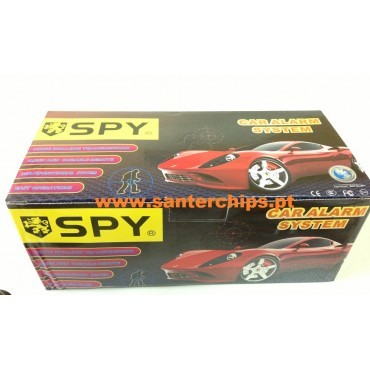 Spy Alarm One Way with two remotes