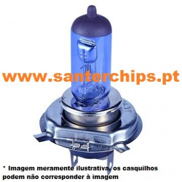 Xenon look Halogen Bulb (PAIR) H11