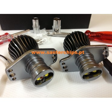 Pair of Leds BMW Angel Eyes E90/E91 20w With Xenon headlight